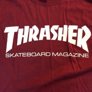 Thrasher Shirts - Men's Thrasher T-Shirt